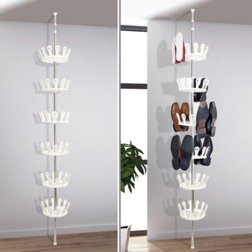 schuhschrank rund bestseller shop f r m bel und. Black Bedroom Furniture Sets. Home Design Ideas