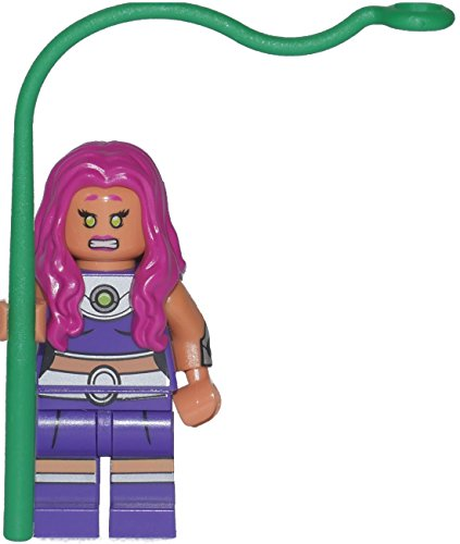 LEGO Super Heroes: Minfigur Starfire mit Waffe aus dem Set 76035 NEU (The Dark Knight Lego Set)