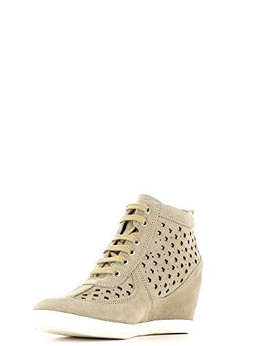 KEYS 4935 Sneakers Donna Beige