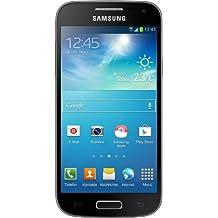 Samsung Galaxy S4 Mini Black Edition Smartphone, LTE, Display 4.3 Pollici, Memoria Interna 8 GB, Fotocamera 8 MP, micro-SIM, NFC, Android 4.2, Nero [Germania]
