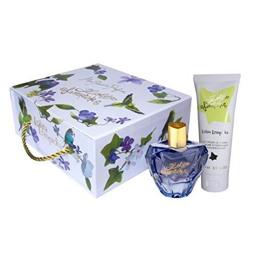 Lolita lempicka - lolita lempicka mon premier parfum eau de parfum spray 50ml set 2 parti - btsw-155582