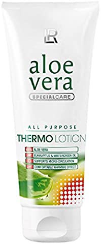 LR Aloe Vera Wärmeeffekt-Lotion Thermo Lotion 100 ml