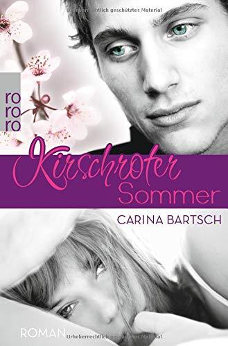 Buchseite und Rezensionen zu 'Kirschroter Sommer' von Carina Bartsch