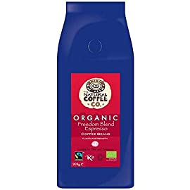 The Natural Coffee Co. Freedom Blend Organic Coffee, 908g 41QoQA1BPnL