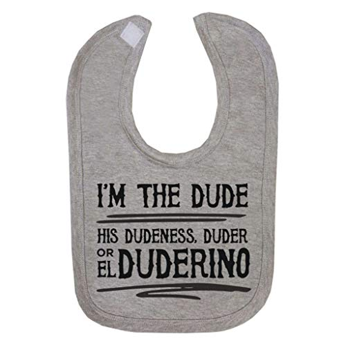 The Big Lebowski Dude Quote Baby And Toddler Bib (Big Lebowski Kostüme)