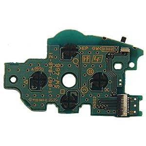 Board passend für Knöpfe und Reset passend für PSP