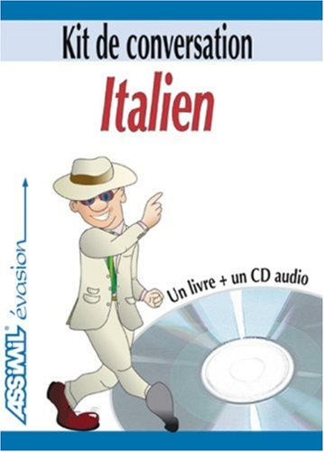 Italien ; Livre + CD Audio