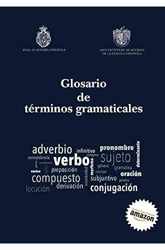 Descargar gratis Glosario de términos gramaticales de Ignacio Bosque Muñoz (Dir.)