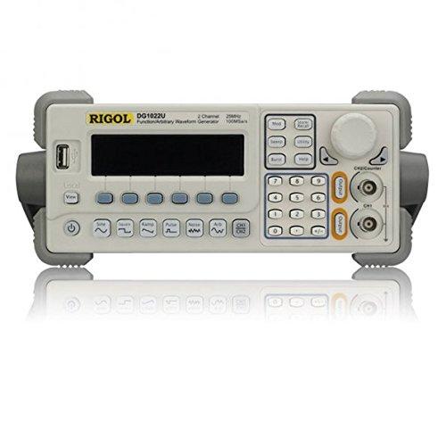 Rigol DG1022U DG1022A Freier Generator mit Wellenformfunktion, 200 MHz Zähler, 25 MHz harmonische Sinuswelle, 3 Jahre Garantie