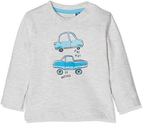TOM TAILOR Kids T-Shirts 1/1, Camisa Manga Larga Bebé-Niños,...