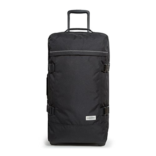 Eastpak TRANVERZ M Bagage cabine, 67 cm, 80 liters, Noir (Black Stitched)
