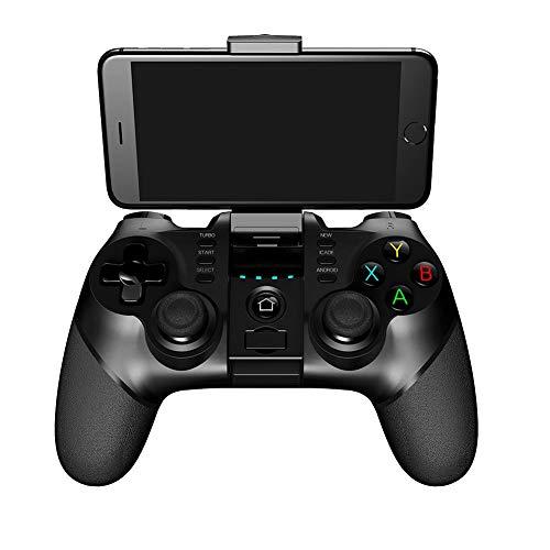 Szseven für die Könige des Gloire - zum Spielen über Android/iOS/Win XP/7/8/10 Bluetooth-Spielcontroller, kabellos, Controller, Joystick (Ps3-sonic-controller)
