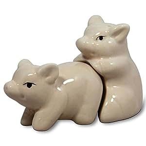 Die lustigen Salz- Pfeffer Schweine