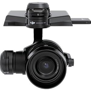 DJI DJ0307 Cámara para dron Inspire 2 con Sensor CMOS 16 Mpx, Negro
