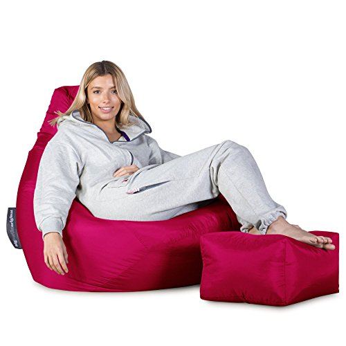 Big Bertha Original, Gaming Sitzsack Sessel, Pink - 6
