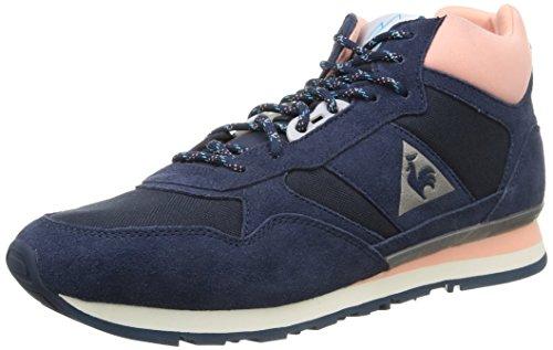 Le Coq Sportif Eclat Trail Ballistic, Sneakers Hautes femme Bleu (Dress Blue)