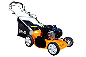 "Tiger TM4618SP 46cm (18"") Self Propelled Lawnmower, Briggs & Stratton engine, 2 yr Warranty, Free Delivery"