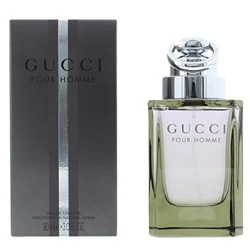 Gucci Pour homme/men, Eau de Toilette, Vaporisateur/Spray, 90 ml (Gucci By Gucci Männer)