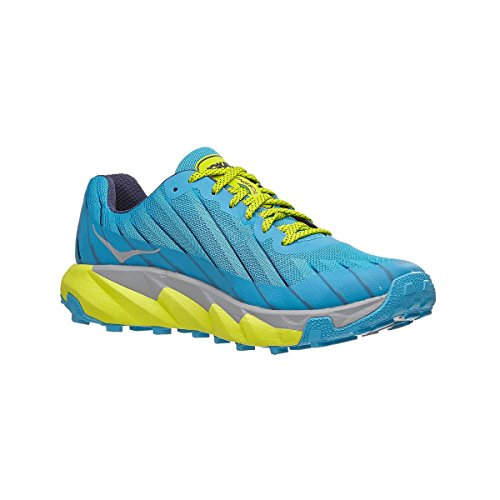 Hoka Torrent Cyan Blue/Citrus - Scarpa Running - 42