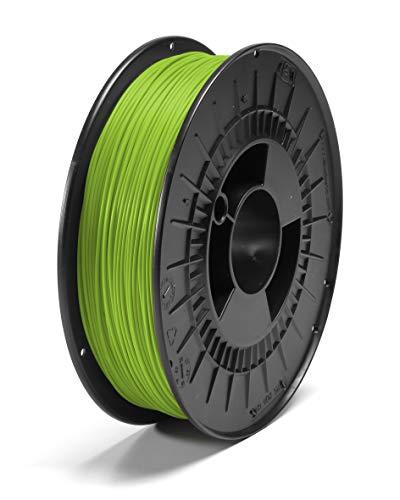 PANTONE - Filamento PLA 1.75mm para impresión 3D verde, 1.75mm, PANTONE 368 C, 750g