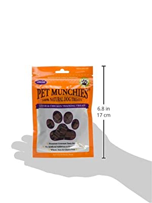 Pet Munchies Duck Training Treat Pack of 8