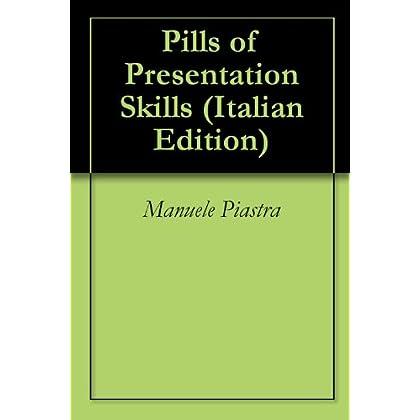 Pills Of Presentation Skills
