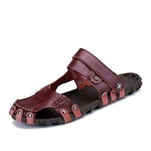 Outdoor Waten Schuhe Herren-Sandalen Sandalen Red
