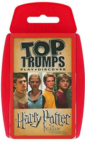 Top Trumps Harry Potter Y El Prisionero de Azkaban, color morado (ELEVEN FORCE 1) 4