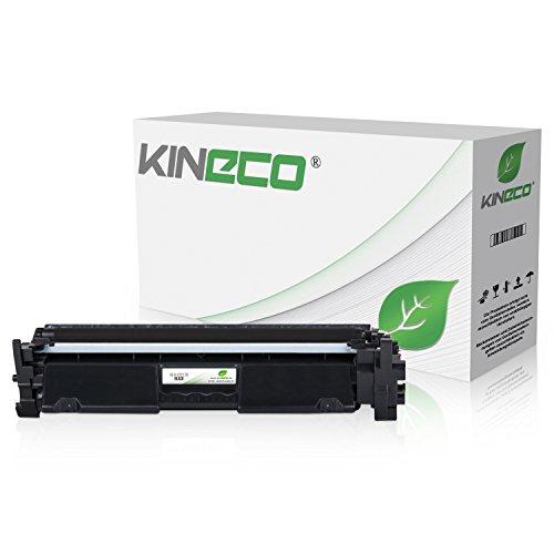 Preisvergleich Produktbild Kineco Toner kompatibel für HP CF217A 17A LaserJet Pro M102A M130FN M103A M130FW M102W M130NW Laserdrucker ( MIT CHIP und Füllstandsanzeige)