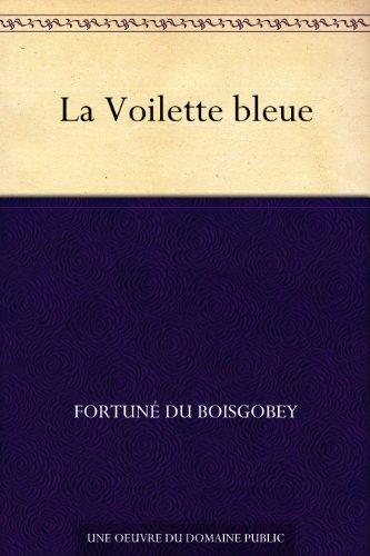 Couverture du livre La Voilette bleue