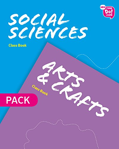 New Think Do Learn Social Sciences & Arts & Crafts 1. Class Book + Stories Pack. Module 2