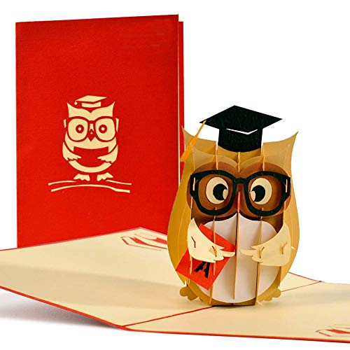 Glückwunschkarte bestandene Prüfung, bestandenes Examen, Bachelor, Master I oder witzige Geburtstagskarte für Nerd, Hipster, Geschenk, C16