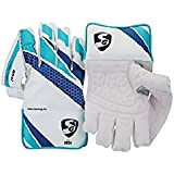 SG Club Wicket Keeping Gloves (Color May Vary)