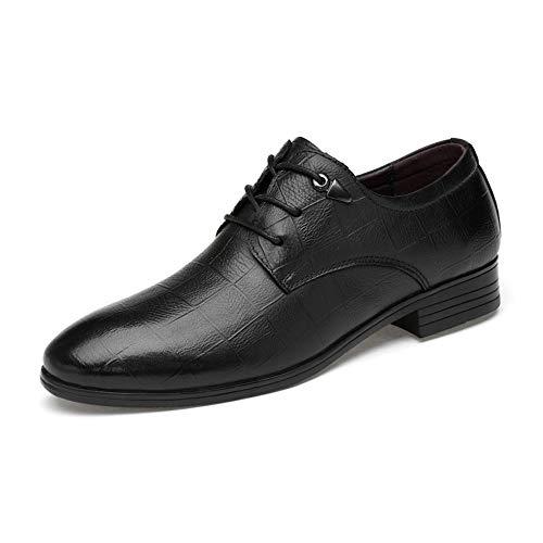Jungen Italienischen Anzüge - LANSHAY Jungen Oxford Schuhe Männer for