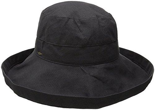 scala-womens-upf-50-plus-uv-hat-charcoal-one-size