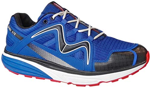MBT - Simba ATR, Scarpe Walking Uomo, Blue, 44.5 EU