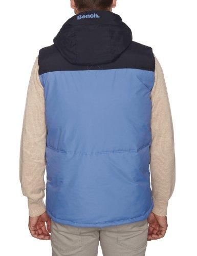 Bench veste sans manches pour homme hANNIBAL Bleu (delft)