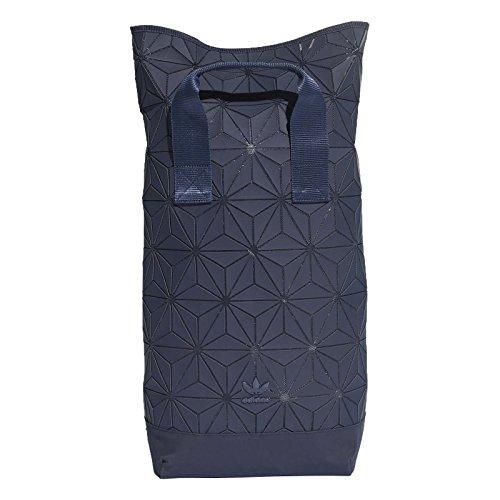 adidas Originals BP Rolle Top 3D Mesh Navy Rucksack Tasche bj9562