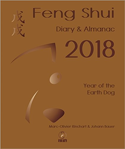 Feng Shui - Diary & Almanac 2018 - Year of the Earth Dog - Version anglaise