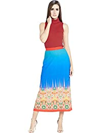 Bohemian A-Line Skirt