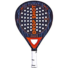 DROP SHOT Wizard 3.0 Pala Pádel, Unisex Adulto, Negro, ...