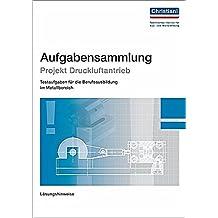 Aufgabensammlung Projekt Druckluftantrieb: Lösungshinweise