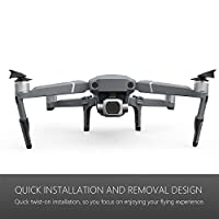 PGY Elevator Stand Accessory Extension Suspension Leg Support Foot Protection for DJI Mavic 2 Series for Children Live Transfer Mini Follow me Large Small
