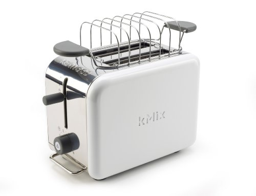 Kenwood TTM 020 Kmix Toaster Peekm View Funktion (900 Watt) kokosnuss weiß