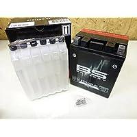 Batteria BS Batteria quad Polaris 330 Magnum 2003, 2004, 2005, 2006, 2007, 2008, 2009, 2010, 2011, 2012 e 2013 YTX14AH-BS nuovo