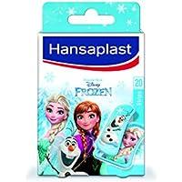 Hansaplast Frozen Pflaster, 2er Pack (2 x 20 Stück) preisvergleich bei billige-tabletten.eu