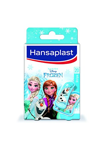 Hansaplast Frozen Pflaster, 2er Pack (2 x 20 Stück) -