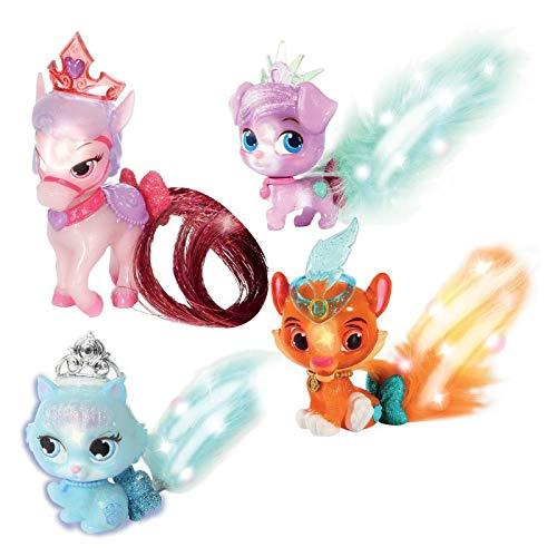 Unbekannt Disney - Princess Palace Pets - Figur Magic Lights Cat Slipper 22062 (Disney Princess Palace Pet-spielzeug)