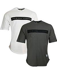 Criminal Damage Men Overwear/T-Shirt Mac