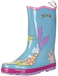 Kidorable Originale di Marca Stivali di Gomma Sirena per Bambini 2c02e87093b